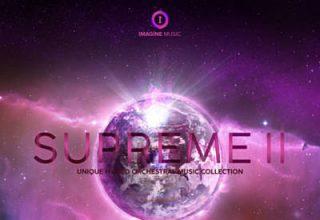 دانلود آلبوم موسیقی Supreme II توسط Imagine Music