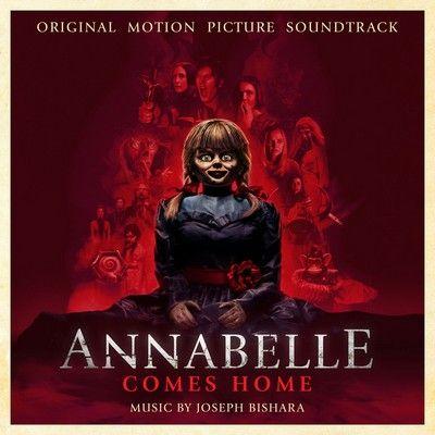 دانلود موسیقی متن فیلم Annabelle Comes Home