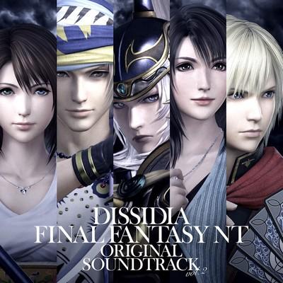 دانلود موسیقی متن بازی DISSIDIA FINAL FANTASY NT Vol. 2