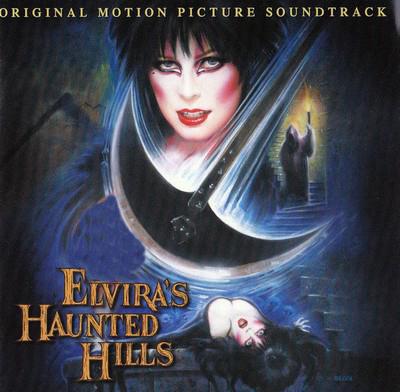 دانلود موسیقی متن فیلم Elvira's Haunted Hills