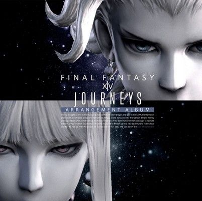 دانلود موسیقی متن بازی Journeys: FINAL FANTASY XIV Arrangement Album