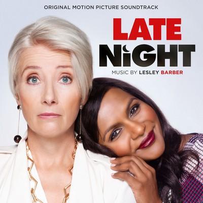 دانلود موسیقی متن فیلم Late Night