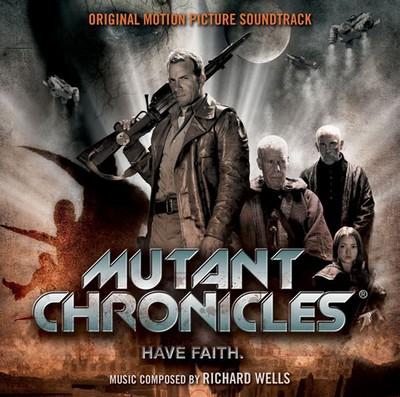 دانلود موسیقی متن فیلم Mutant Chronicles