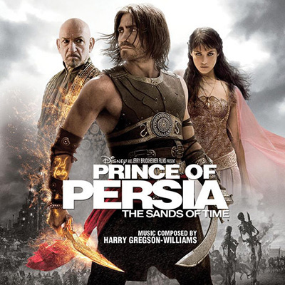 دانلود موسیقی متن فیلم Prince of Persia: The Sands of Time
