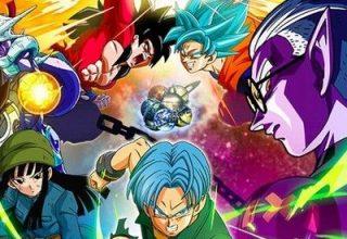 دانلود موسیقی متن انیمه Super Dragon Ball Heroes: Universe Mission