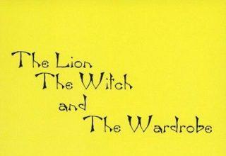 دانلود موسیقی متن فیلم The Lion, the Witch and the Wardrobe
