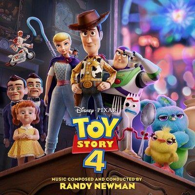 دانلود موسیقی متن فیلم Toy Story 4