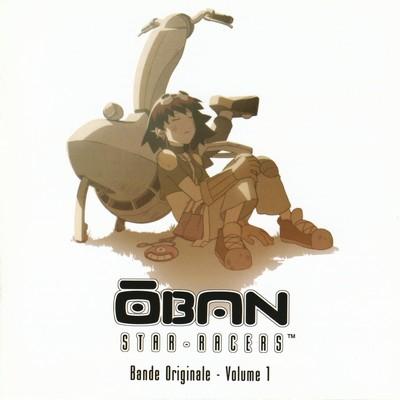 دانلود موسیقی متن انیمه Oban Star-Racers Vol 1
