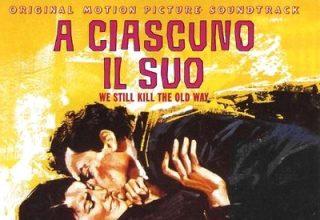 دانلود موسیقی متن فیلم A Ciascuno Il Suo / Una Questione D'Onore