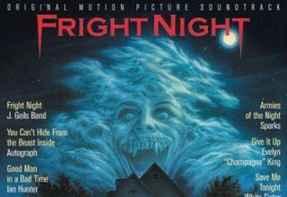 دانلود موسیقی متن فیلم Fright Night