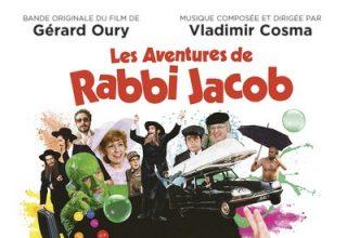 دانلود موسیقی متن فیلم Les aventures de Rabbi Jacob