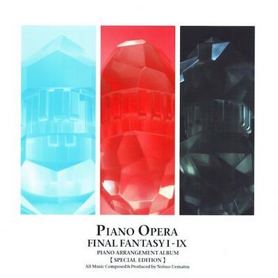 دانلود موسیقی متن بازی Piano Opera Final Fantasy I-IX: Piano Arrangement Album