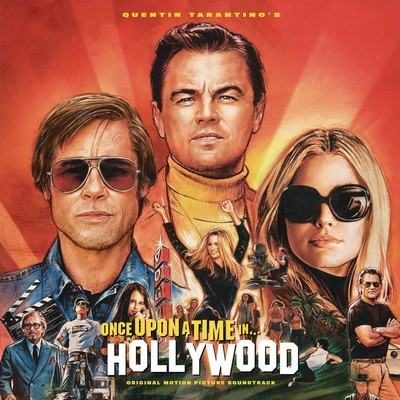 دانلود موسیقی متن فیلم Quentin Tarantino's Once Upon a Time In Hollywood