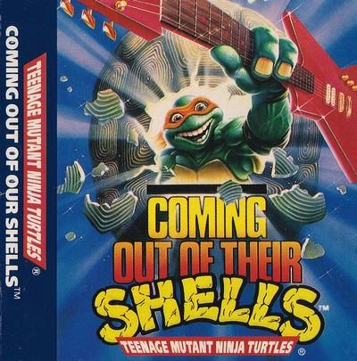 دانلود موسیقی متن فیلم Teenage Mutant Ninja Turtles: Coming Out of Their Shells