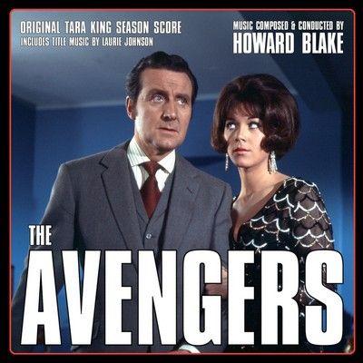 دانلود موسیقی متن سریال The Avengers 1968-1969