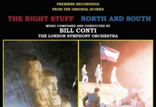 دانلود موسیقی متن فیلم The Right Stuff / North And South