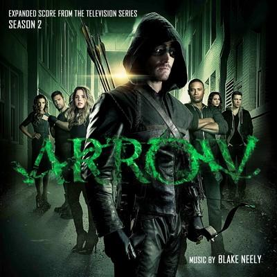 دانلود موسیقی متن سریال Arrow: Season 2