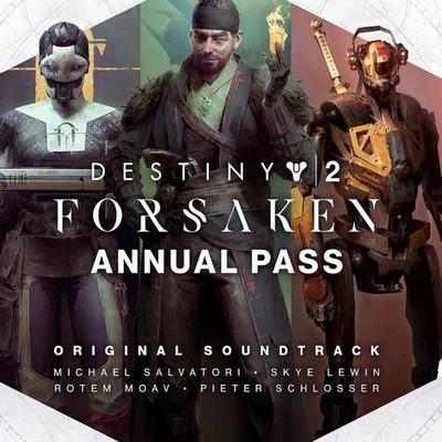 دانلود موسیقی متن بازی Destiny 2 Forsaken Annual Pass