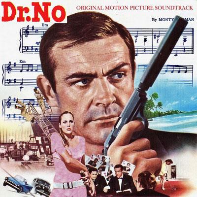 دانلود موسیقی متن فیلم Dr. No
