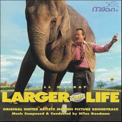 دانلود موسیقی متن فیلم Larger than Life