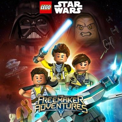 دانلود موسیقی متن سریال Lego Star Wars: The Freemaker Adventures / All-Stars