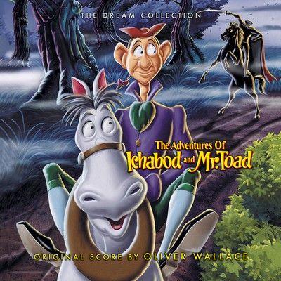 دانلود موسیقی متن فیلم The Adventures of Ichabod and Mr. Toad