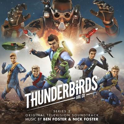 دانلود موسیقی متن سریال Thunderbirds Are Go: Series 2