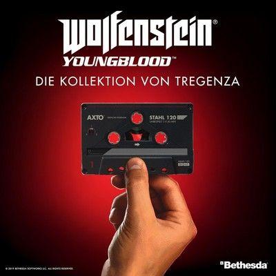 دانلود موسیقی متن بازی Wolfenstein: Youngblood - Die Kollektion von Tregenza