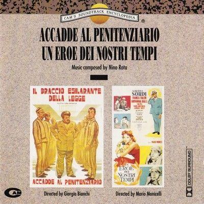 دانلود موسیقی متن فیلم Accadde al penitenziario / Un eroe dei nostri tempi