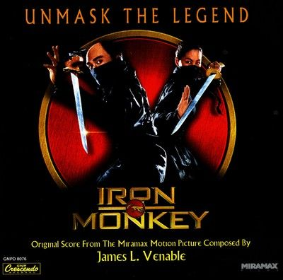 دانلود موسیقی متن فیلم Iron Monkey