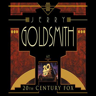 دانلود موسیقی متن فیلم Jerry Goldsmith at 20th Century Fox