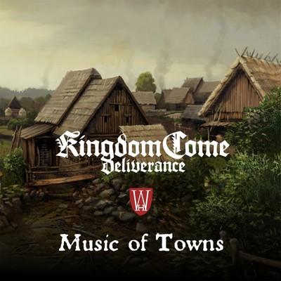 دانلود موسیقی متن بازی Kingdom Come: Deliverance Music of Towns