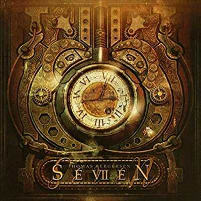 دانلود آلبوم موسیقی Seven توسط Thomas Bergersen