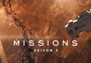 دانلود موسیقی متن سریال Missions: Saison 2