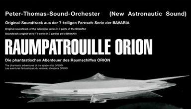 دانلود موسیقی متن فیلم Raumpatrouille Orion