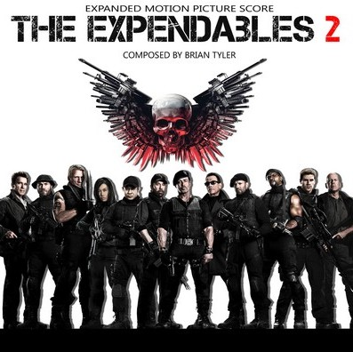 دانلود موسیقی متن فیلم The Expendables 2
