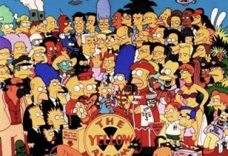 دانلود موسیقی متن سریال The Simpsons: The Yellow Album
