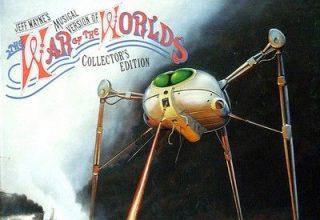 دانلود موسیقی متن فیلم The War of the Worlds