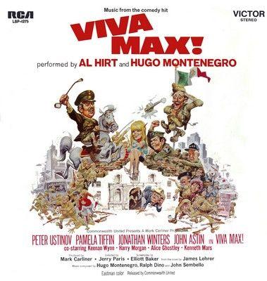 دانلود موسیقی متن فیلم Viva Max!