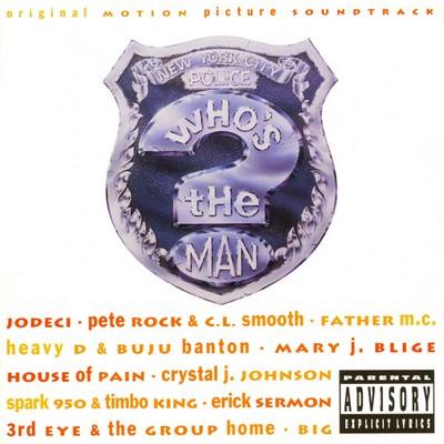 دانلود موسیقی متن فیلم Who's the Man?
