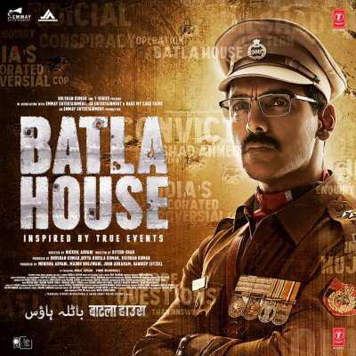 دانلود موسیقی متن فیلم Batla House – توسط Tanishk Bagchi