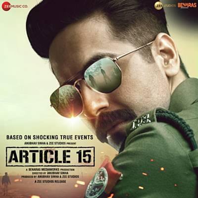 دانلود موسیقی متن فیلم Article 15 – توسط Piyush Shankar