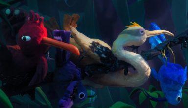 معرفی انیمیشن کوتاه Birdlime