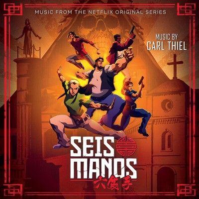 دانلود موسیقی متن سریال Seis Manos