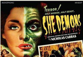 دانلود موسیقی متن فیلم She Demons