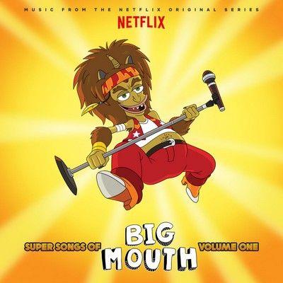 دانلود موسیقی متن سریال Super Songs Of Big Mouth Vol. 1