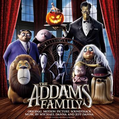 دانلود موسیقی متن فیلم The Addams Family