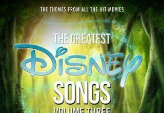 دانلود موسیقی متن فیلم The Greatest Disney Songs, Vol. 3