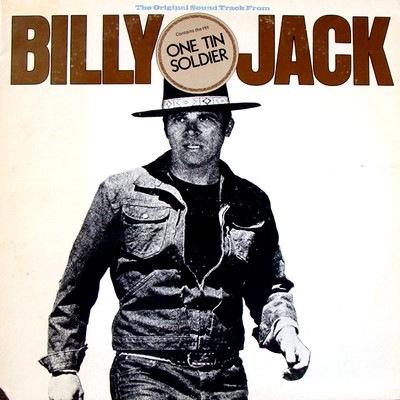 دانلود موسیقی متن فیلم Billy Jack