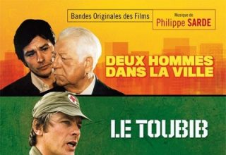 دانلود موسیقی متن فیلم Deux Hommes Dans La Ville / Le Toubib / La Veuve Couderc